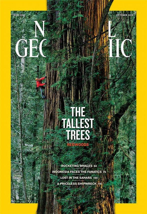 美国 国家地理 杂志封面背后的故事