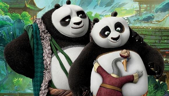 幼儿园手工石头熊猫图片