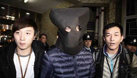香港警方缉获旺角暴乱总指挥 查获壮阳药和硝