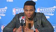 "【NBA官网】雷霆凭什么""吊打""勇士? 因为没想到威少是..."