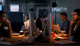 """企业要进行数字化转型 要先笼络千禧一代和""""临时工"""""""