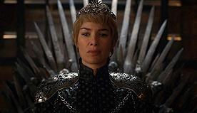 瑟曦·兰尼斯特登上铁王座的轨迹预示着《权力的游戏》里更为黑暗的未来