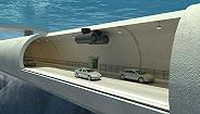 挪威设计世界首个浮动水下隧道 横跨峡湾可节省半天时间