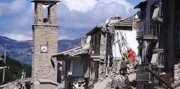 意大利最美古城被地震夷为平地  游客惊呼看到但丁《神曲》中的炼狱