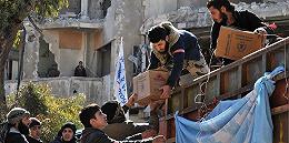 """联合国被指""""资助""""阿萨德政权"""