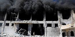 英美法就阿勒颇暴力升级围攻俄罗斯 称其或犯下战争罪