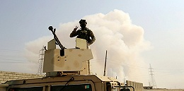 不顾伊拉克再三反对 土耳其强势加入摩苏尔收复战