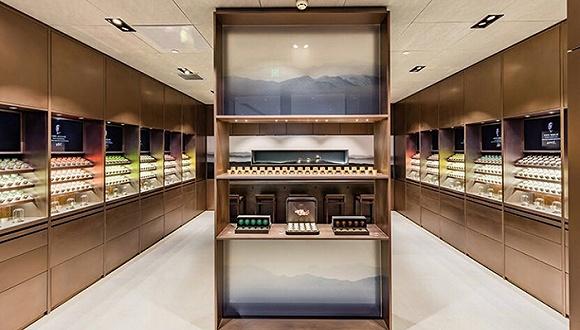 """是中国茶品牌""""小罐茶""""的首家""""tea store"""",由苹果体验店御用设计师tim图片"""
