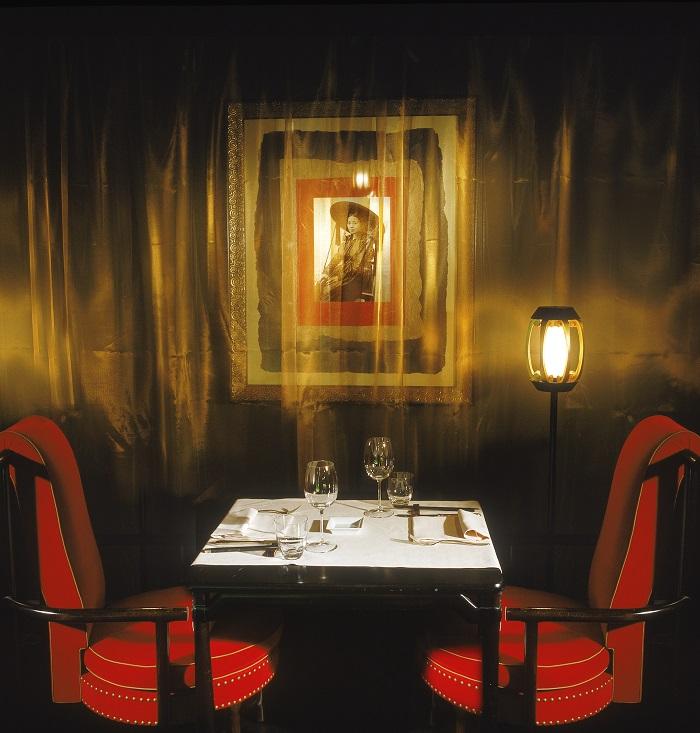 这家开在瑞士酒店里的中餐厅图片