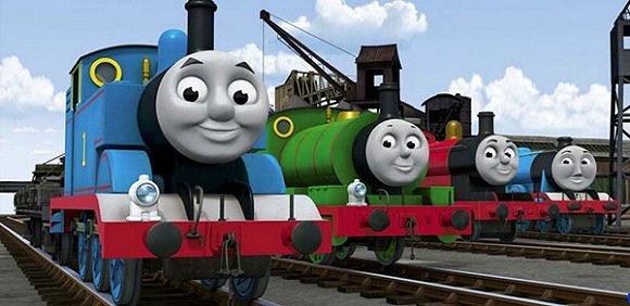 托马斯小火车为什么这么污呢?