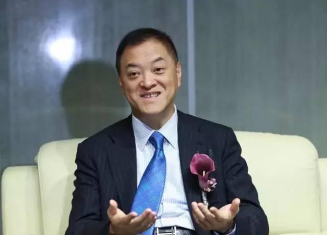 富力地产董事长李思廉:中国房地产不可能崩盘