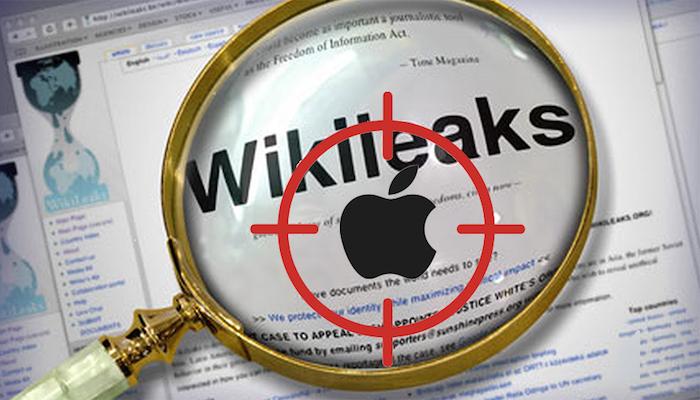 维基解密再爆CIA黑客工具:手机产品曾被入侵歌曲下载苹果图片