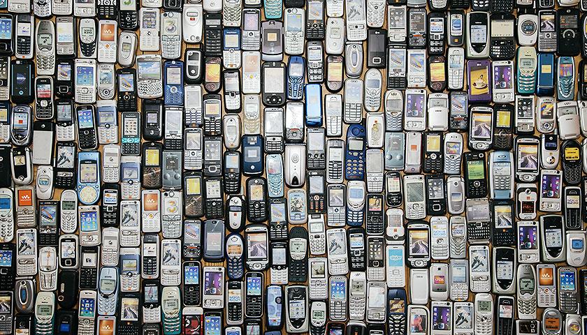 7个电路板=1条金项链 旧手机都去哪儿了?