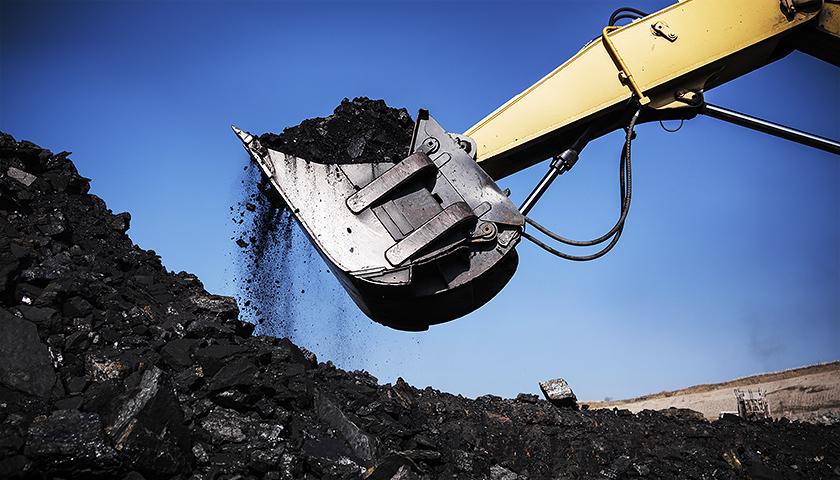 煤炭是嘉能可的第二收益来源.2016年,嘉能可自有煤炭资源产量为124.图片