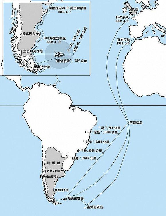 马岛战争启示录 阿根廷输在了哪里