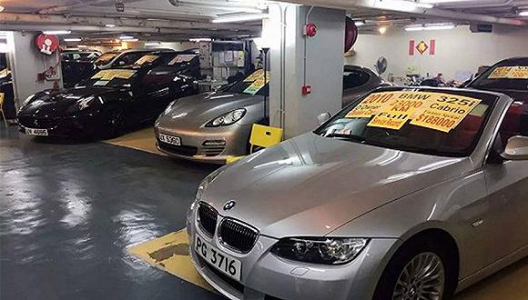 高6的价钱买宝马m5 香港二手车真的是白菜价?