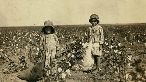 令人瞠目结舌!一百年前美国竟有这么多童工