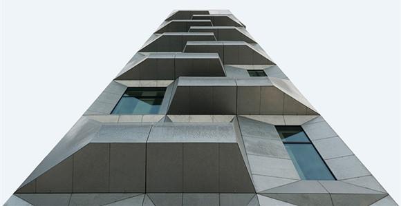 哥本哈根最新的标志性建筑 是个几何体形状的谷仓|行业新闻-江苏政泰建筑设计有限公司