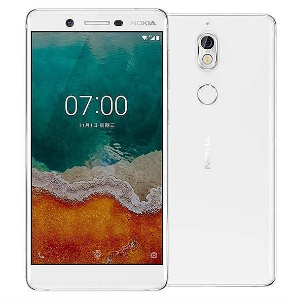 诺基亚又发了新手机 售价2499起