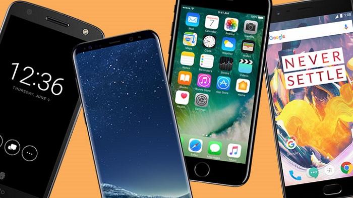 来自亚虎国际娱乐pt的三驾马车在今年第三季度的智能手机出货量都超过
