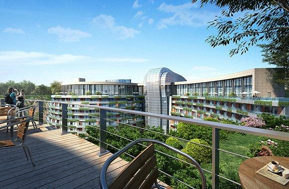 历经11年投资20亿 世茂深坑酒店真容初现|行业新闻-江苏政泰建筑设计有限公司