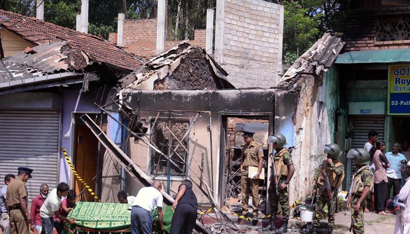 斯里兰卡进入全国紧急状态 中使馆提醒宵禁期间勿外出
