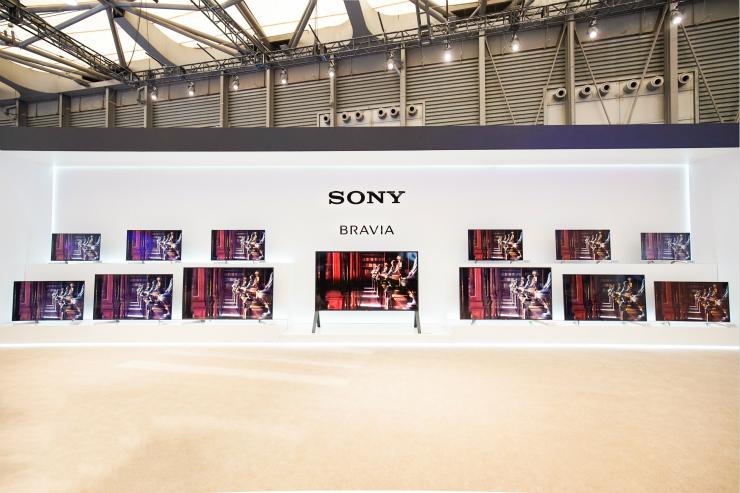 索尼OLED電視新品售價大幅下降 欲撬動更大市場空間
