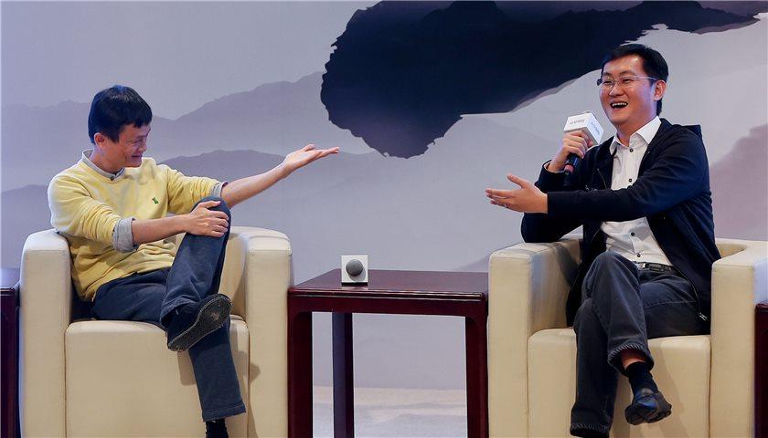 支付寶遭騰訊系封殺用戶傻眼 馬化騰馬雲又要開戰?