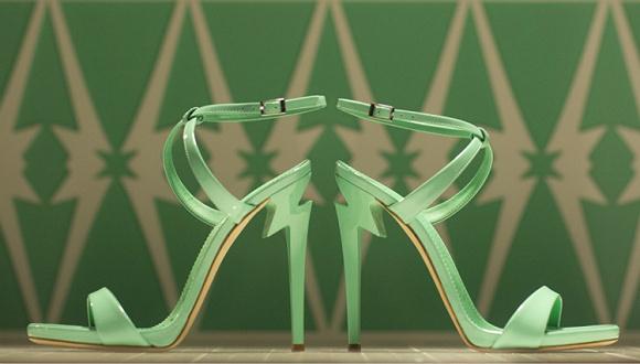 花形logo雕塑