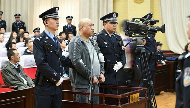 白银连环杀人案被告人高承勇确定不上诉 律师 他想捐赠遗体