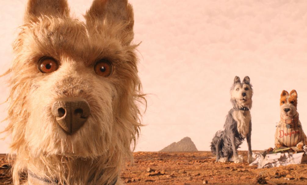 当谈及这部电影的创作初衷时,韦斯笑言由于过去了太久,他已经记不清具体细节了,只记得他与老搭档罗曼·科波拉(大导演弗朗西斯·科波拉的儿子)与詹森·舒瓦兹曼(弗朗西斯·科波拉的外甥)都想拍一部关于一群小狗被抛弃在一座垃圾场的故事,又想分享彼此对于日本文化特别是日本电影的热爱,于是将两者结合后便产生了创作《犬之岛》的想法。 韦斯说,《犬之岛》深受日本电影大师黑泽明的影响。黑泽明的《泥醉天使》用诗意的影像展现出了萧瑟城市中人们的生存状态,而他在项目方案的第一