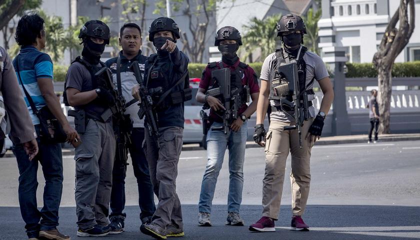 一天內三家人接連實施恐襲 兒童參與自殺式襲擊震驚印尼