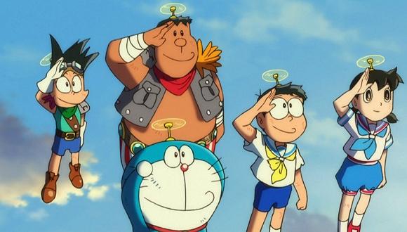 """""""哆啦A梦""""票房成""""六一档""""最大赢家 国产动画电影席位在哪里?"""
