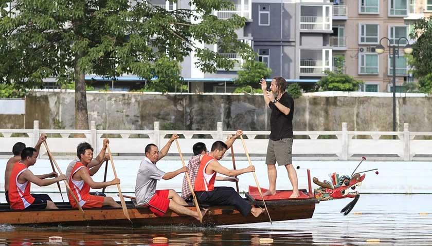 夢想成為中國公民的美國人:我發現中國人更善良