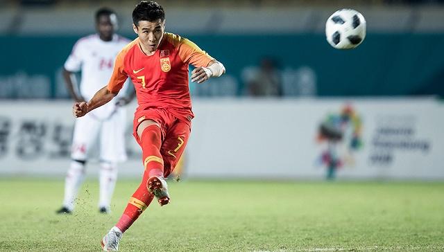 亚运首日中国奖牌榜登顶 中国男足亚运小组赛3战全胜头名出线