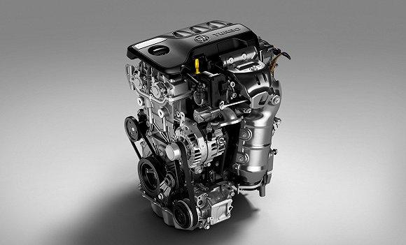 """""""单缸最优""""不仅体现在发动机结构设计理念方面,还有单缸效率.图片"""