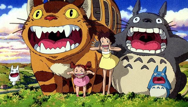终于可以在国内电影院里看宫崎骏动画了