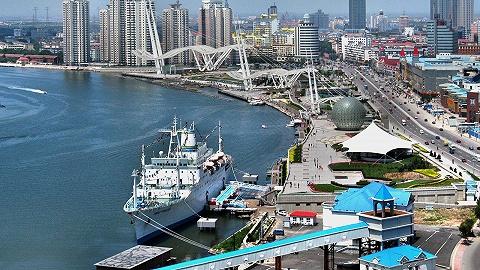 天津濱海新區:改革開放就是根和魂(慶祝改革開放40年·百城百縣百企調研行)