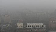 雾霾笼罩华北中南部地区 今夜冷空气袭来后有望减弱消散