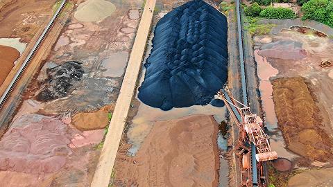 鐵礦石跟漲鋼價 21天漲一成