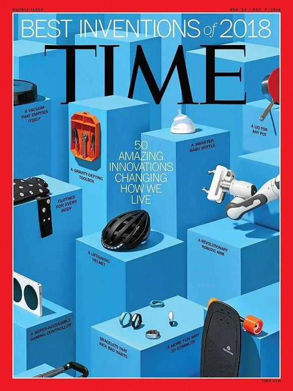 《时代》杂志发布年度种草清单,50款新品让你忍不住剁手