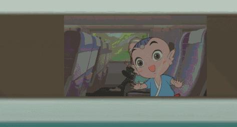 快收藏!动漫宣传片《养生新广西》发布!还有火后关于漫游90表情包的图片
