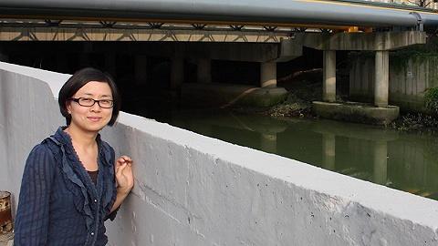 譚瓊:她與水結緣,見證人水和諧