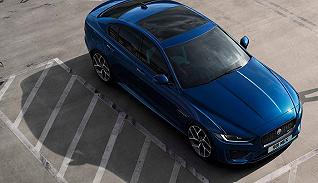 新车|捷豹XE迎来中期改款 内饰风格更加守旧