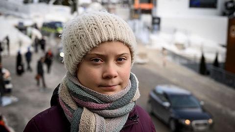 全球百余国粹生为环保结合罢课,一切只因这位瑞典小女孩