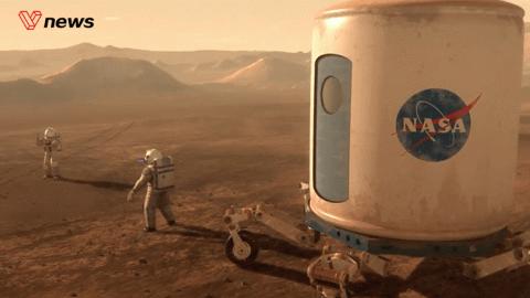 NASA摸索宇宙60年图象集:记录人类的太空萍踪