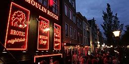 旅客暴跌性任务者不堪其扰,阿姆斯特丹红灯区对旅游团说不