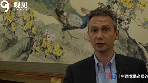 力拓集團CEO夏杰思:期待與中國的合作關系進一步加深