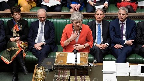 英议会成功抢夺脱欧领导权,特蕾莎·梅:创下了危险先例