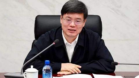 中石油副总经理覃伟中履新广东省副省长
